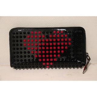 クリスチャンルブタン(Christian Louboutin)の未使用 クリスチャンルブタン スタッズ 長財布(財布)