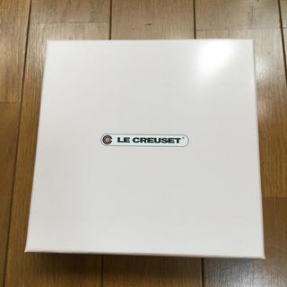 ルクルーゼ(LE CREUSET)のル・クルーゼ お皿のボックス(収納/キッチン雑貨)