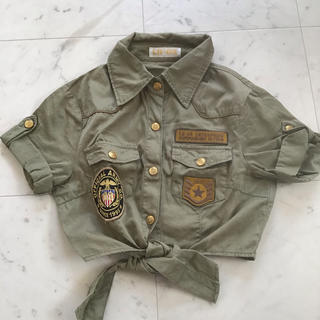 エルビーゼロスリー(LB-03)のLB-03 ミリタリーシャツ(ミリタリージャケット)