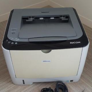 リコー(RICOH)のモノクロレーザープリンター RICOH IPSiO SP 3410L(PC周辺機器)