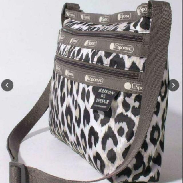 Maison de Reefur(メゾンドリーファー)の【新品】Maison de Reefur ショルダーバッグ レディースのバッグ(ショルダーバッグ)の商品写真