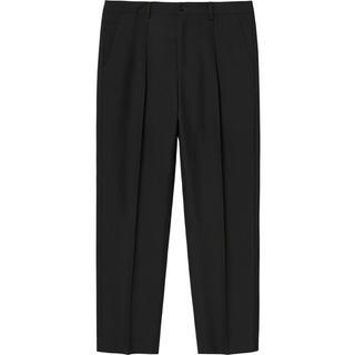 Supreme - 新品 Supreme Pleated Trouser 32 Black