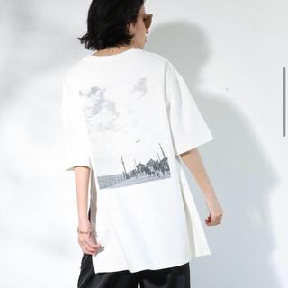 FRAMeWORK - 新品未使用ANTTシャツ