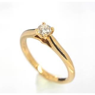 カルティエ(Cartier)の質屋出品or Cartier カルティエ天然ダイヤモンドゴールドリング 750(リング(指輪))
