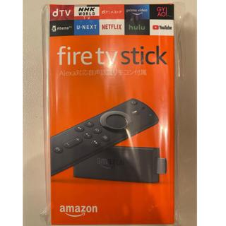 fire tv stick【新品未開封 送料込み】(その他)