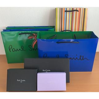 ポールスミス(Paul Smith)のポールスミス Paul Smith ショップ袋 箱(ハンカチ/ポケットチーフ)