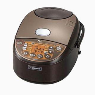 象印 - 【象印】炊飯器 圧力IH    厚釜 ブラウン