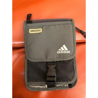 アディダス(adidas)のアディダス adidas パスケース 財布 札入れ パスポートケース (旅行用品)