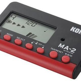 KORG ( コルグ ) MA-2-BKRD メトロノーム(その他)