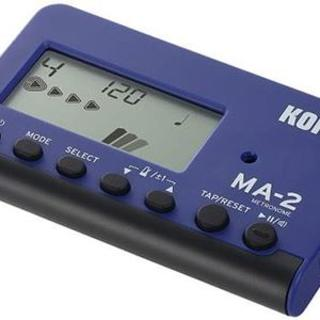 KORG ( コルグ ) MA-2-BLBK デジタルメトロノーム(その他)