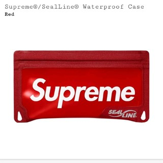 Supreme - Supreme SealLine Waterproof Case