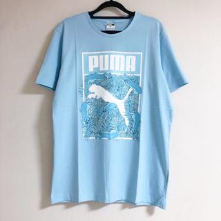 GYDA - 【今季・未使用】GYDA/ジェイダ☆PUMA ロゴフィルTシャツ