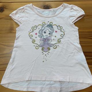 ユニクロ(UNIQLO)のソフィアTシャツ サイズ100(Tシャツ/カットソー)