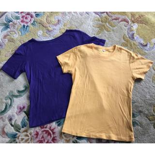 ジョルジュレッシュ(GEORGES RECH)のGEORGES RECH &ユニクロTシャツセット❤︎(Tシャツ(半袖/袖なし))