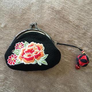 がま口財布(財布)