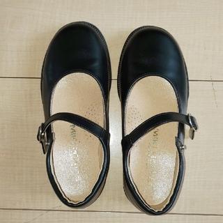 ミキハウス(mikihouse)のMikihouse(ミキハウス)子供用革靴 18cm(フォーマルシューズ)