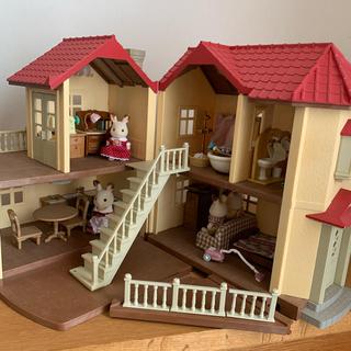 EPOCH - シルバニアファミリー  人形家具セット