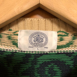 ジェイプレス(J.PRESS)のJPRESSのコットンセーター(ニット/セーター)