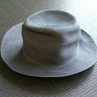 エストネーション(ESTNATION)のエストネーション  帽子  ストローハット(麦わら帽子/ストローハット)