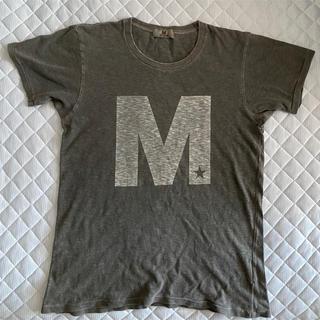 エム(M)のM エム Tシャツ(Tシャツ/カットソー(半袖/袖なし))