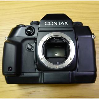 キョウセラ(京セラ)のCONTAX AX【現状品渡し】(フィルムカメラ)