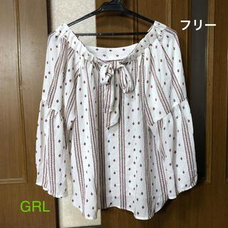 GRL - GRL袖口の可愛いチュニック