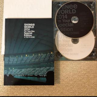 シャイニー(SHINee)のSHINee Blu-ray SHINee WORLD 2014 (ミュージック)
