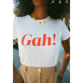 EDIT.FOR LULU - 新品タグ付き Lisa says gah ! リサ tシャツ