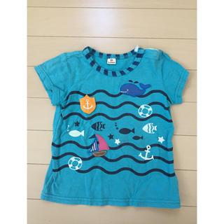 キムラタン(キムラタン)のラキエーベ 海 Tシャツ(Tシャツ/カットソー)
