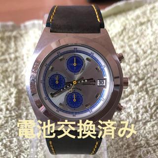 フォッシル(FOSSIL)のフォッシル Blue 時計(腕時計(アナログ))