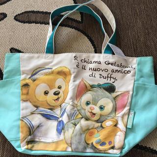 ディズニー(Disney)のとーや様専用ダッフィー ジェラトーニ トートバッグ(トートバッグ)