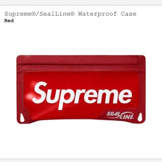 Supreme - Supreme Waterproof Case Red