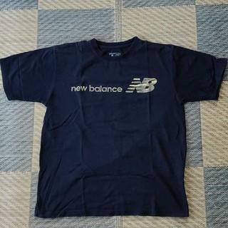 ニューバランス(New Balance)のニューバランス 半袖Tシャツ ブラック(Tシャツ/カットソー(半袖/袖なし))