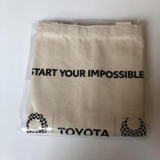 トヨタ(トヨタ)のトートバッグ 東京オリンピックVer.(ノベルティグッズ)