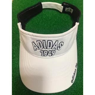 adidas - 【adidas】サンバイザー メッシュバイザー AWV14