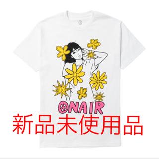 ビームス(BEAMS)のON AIR KYNE Flowers S/SL Tee M(Tシャツ/カットソー(半袖/袖なし))