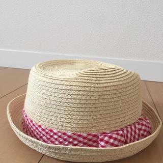 ジーユー(GU)の麦わら帽子 GU(帽子)