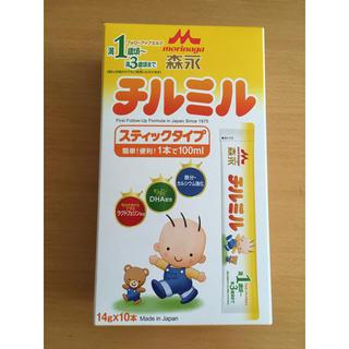 モリナガニュウギョウ(森永乳業)のチルミル 粉ミルク(乳液/ミルク)