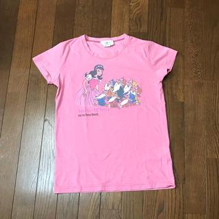 アメリカンレトロ(AMERICAN RETRO)のvintage風 白雪姫Tシャツ(Tシャツ(半袖/袖なし))