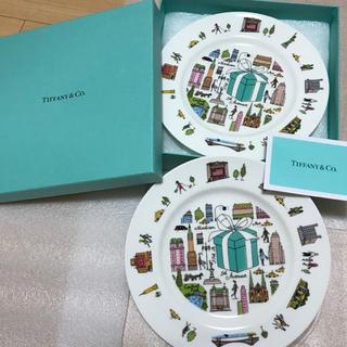 ティファニー(Tiffany & Co.)のティファニー5thアベニュープレート(食器)