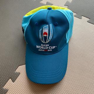 カンタベリー(CANTERBURY)のラグビーワールドカップ キャップ(ラグビー)