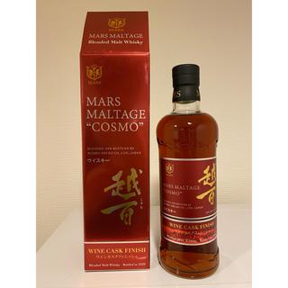 マース(MARS)のマルス モルテージ  越百 ワインカスク(ウイスキー)