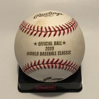 ローリングス(Rawlings)の2009年WBC優勝記念オフィシャルボール(記念品/関連グッズ)