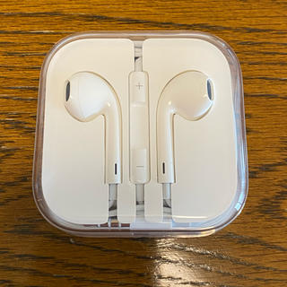 Apple - 新品未使用 アップル Apple 純正イヤホン