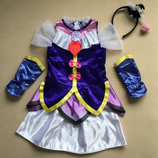 魔法使いプリキュア キュアマジカル衣装(キャラクターグッズ)