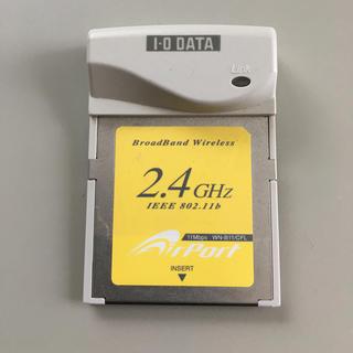 アイオーデータ(IODATA)のIO-DATE 無線LANアダプタ WN-B11/CFL(PC周辺機器)