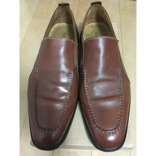 Cole Haan - COLE HAAN コールハーン 革靴 茶色 size 10W(28.5cm)