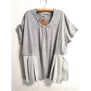 mama様専用    sandy  Tシャツ カットソー 大きいサイズ 夏(Tシャツ(半袖/袖なし))