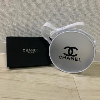 CHANEL - CHANEL ノベルティ  ショルダーバッグ  丸型