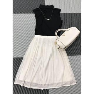 定価1.7万 2回着用 美品 ICB スカート サイズ1 アンタイトル